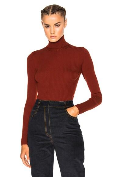 A.L.C. Elisa Sweater in Copper