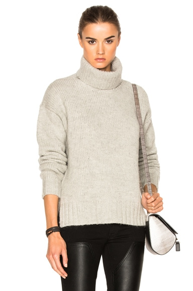 A.L.C. Jake Sweater in Grey Melange