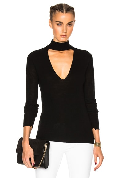 A.L.C. Caro Sweater in Black