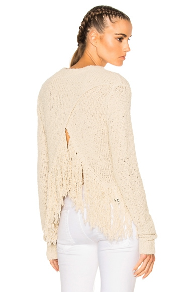 A.L.C. Andreas Sweater in Beige