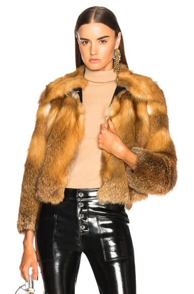 Lex Fur Coat