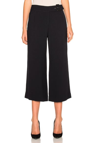 A.L.C. Emily Gaucho Pants in Navy