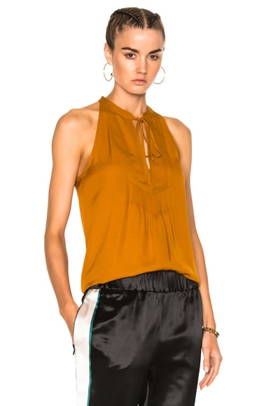 A.L.C. Levi Top in Ginger