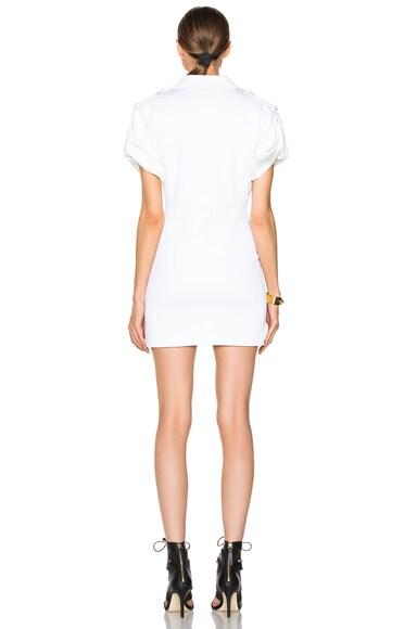 Cotton Moto Dress