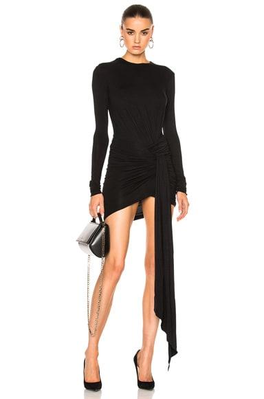 Soft Stretch Jersey Dress