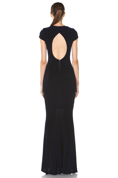 Lanie Open Back Maxi Dress