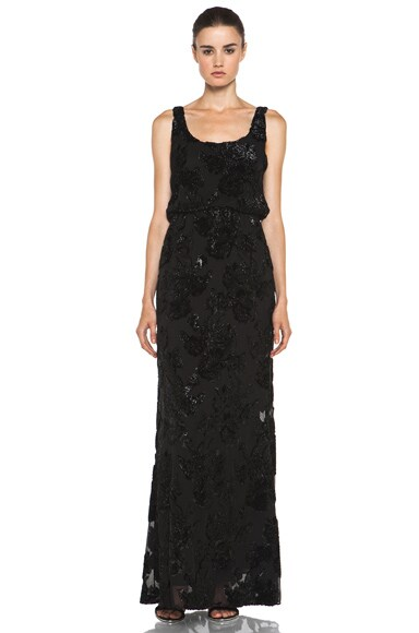 Shirley Long Blouson Dress