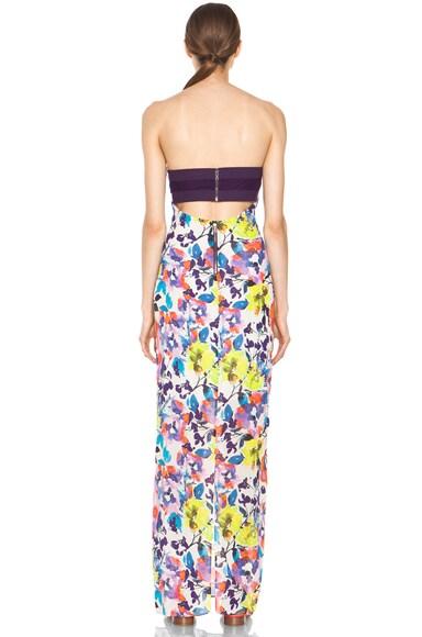 Koko Strapless Maxi Dress