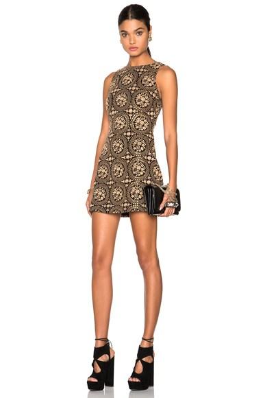 Whela Embroidered Dress