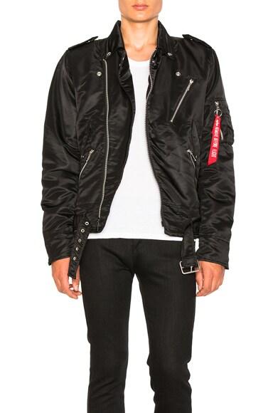 Outlaw Biker Jacket