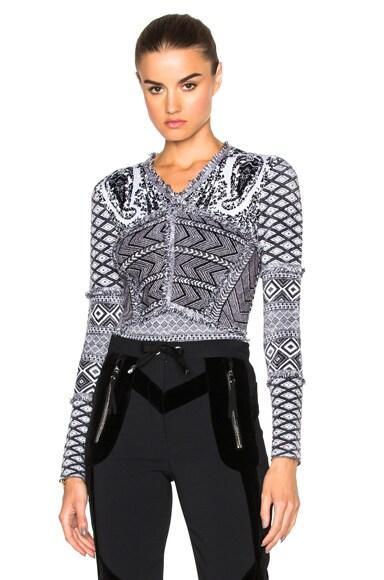 Altuzarra Rey Sweater in Grey