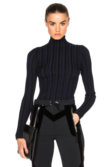 Altuzarra Bessie Sweater in Navy & Black