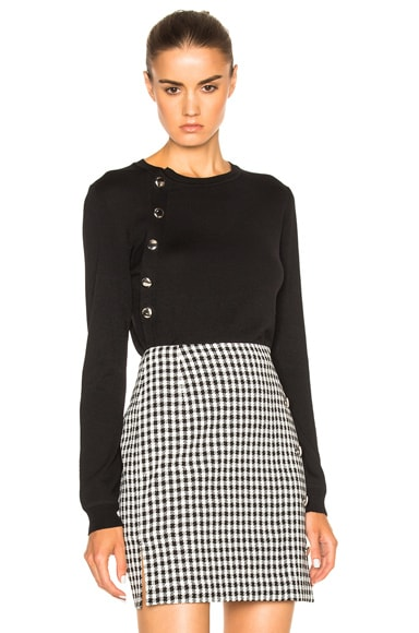 Altuzarra Minamoto Sweater in Black