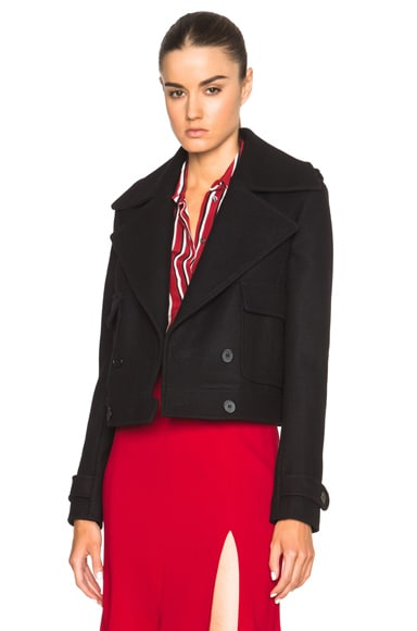 Altuzarra Newport Jacket in Black