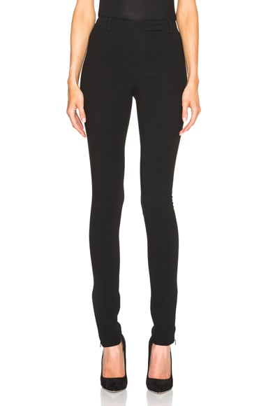 Altuzarra Henri Pant in Black