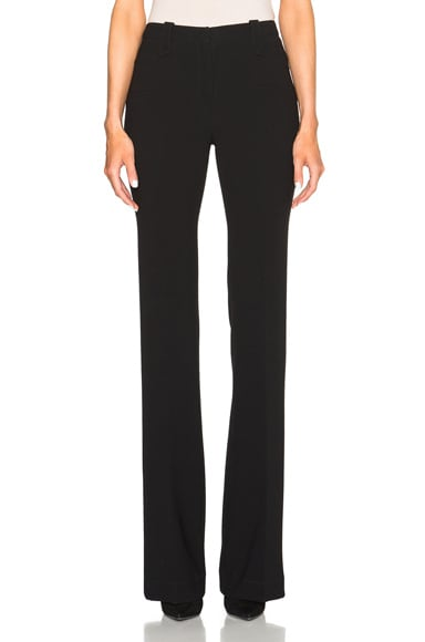 Altuzarra Serge Trousers in Black