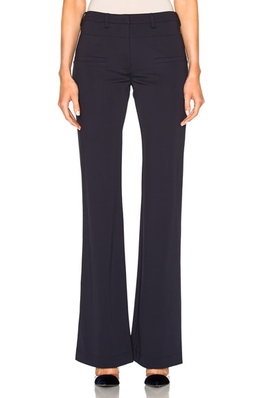 Altuzarra Serge Trousers in Navy