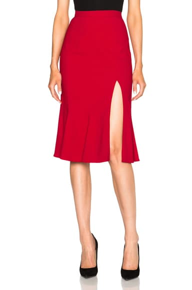 Altuzarra Holliday Skirt in Tango
