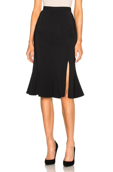 Altuzarra Holliday Skirt in Black