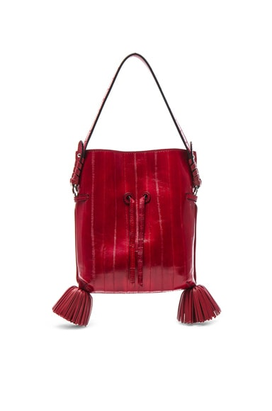 Altuzarra Ghianda Ete Small Bag in Red