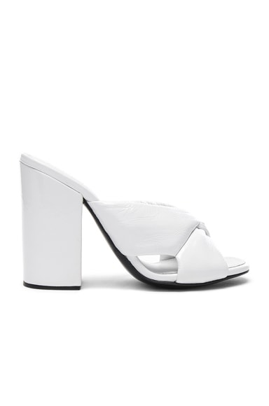 Soft X Block Heel