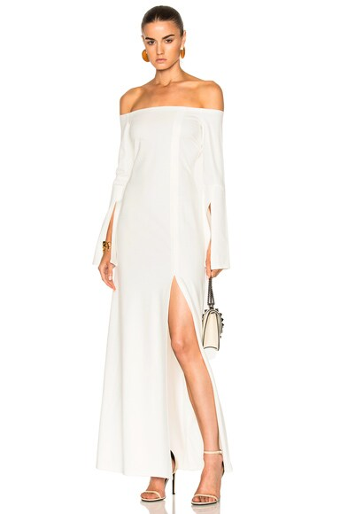 Katana Long Dress