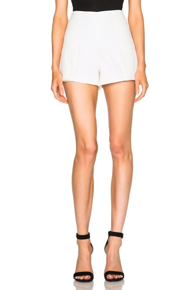 Alexis Serafina Shorts in Off White