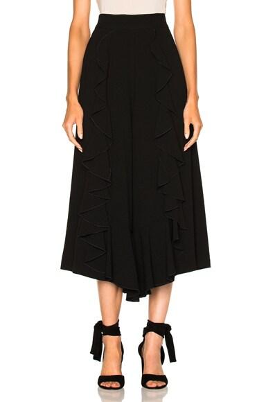 Alexis Mulan Pant in Black