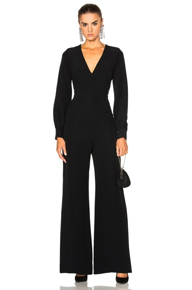 Alexis Isadore Jumpsuit in Black