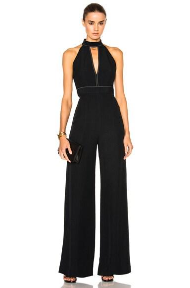 Alexis Dawn Jumpsuit in Black