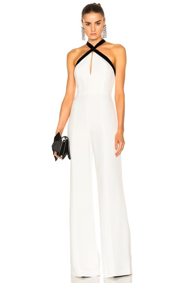 Alexis Molly Jumpsuit in Ivory