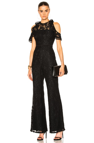 Alexis Philippe Jumpsuit in Black
