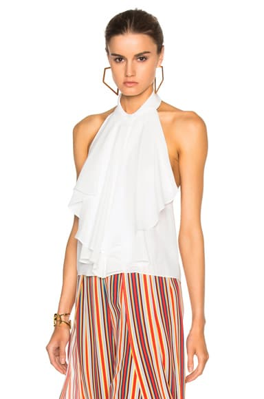 Alexis Carmelina Top in White