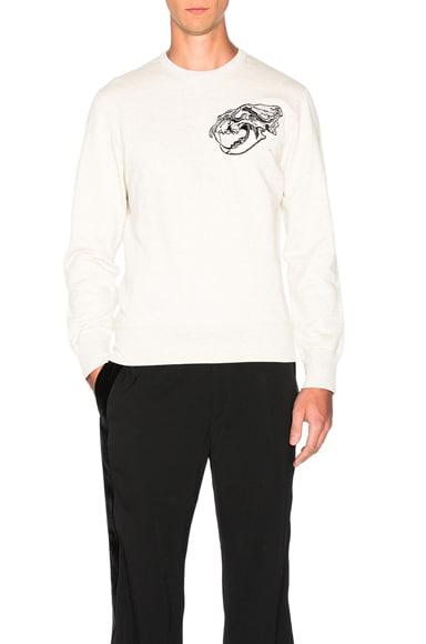 Lion Skull Sweatshirt
