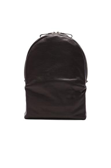 Alexander McQueen Studded Backpack in Black