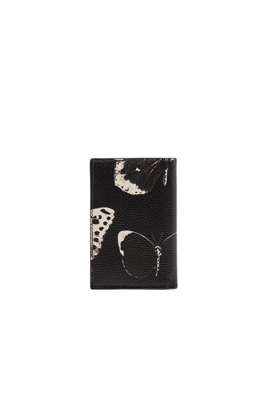 Victorian Moth Pocket Organizer