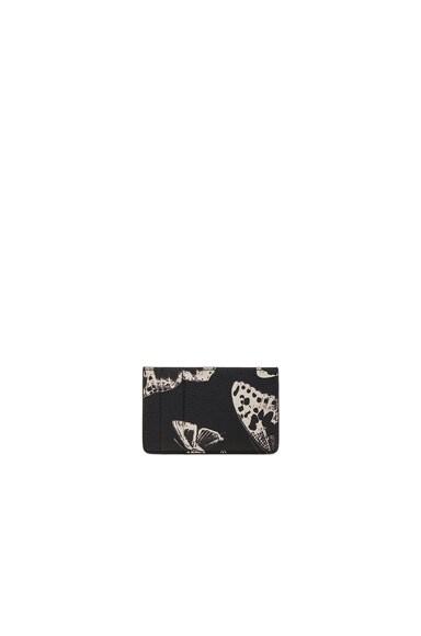 Victorian Moth Card Holder