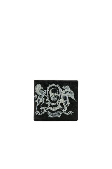 Coat of Arms Billfold Wallet