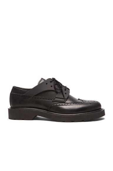 Leather Harness Dress Shoe