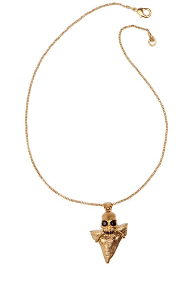 Shark Skull Pendant