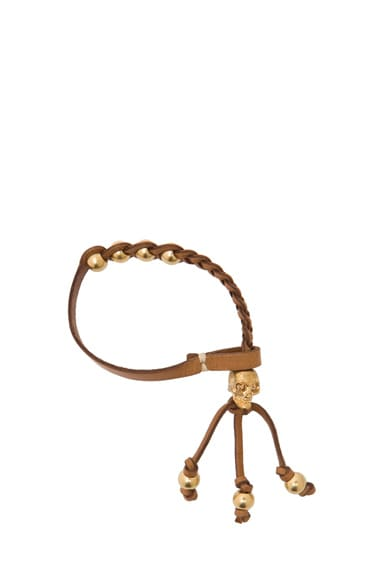 Calfskin Friendship Bracelet