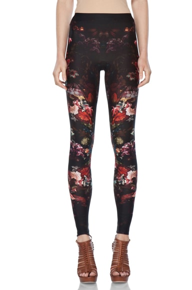 Floral Print Legging