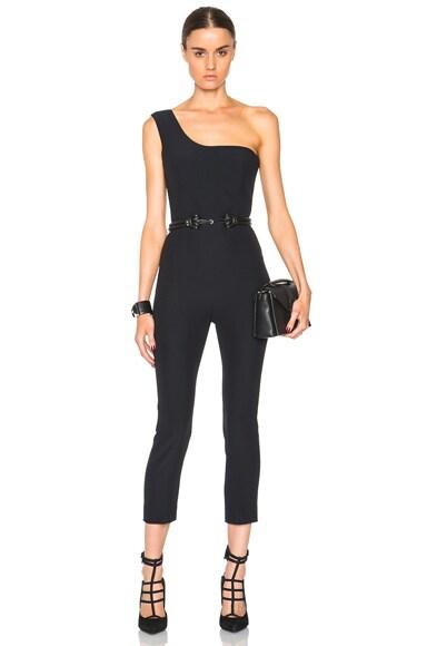 Alexander McQueen Jumpsuit in Black