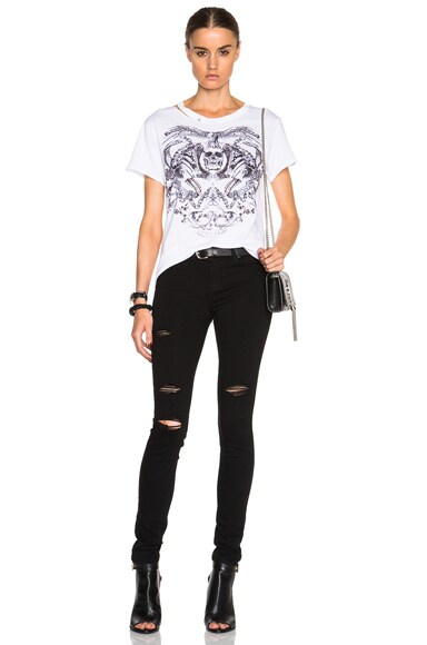 Tattoo Print Rock Tee