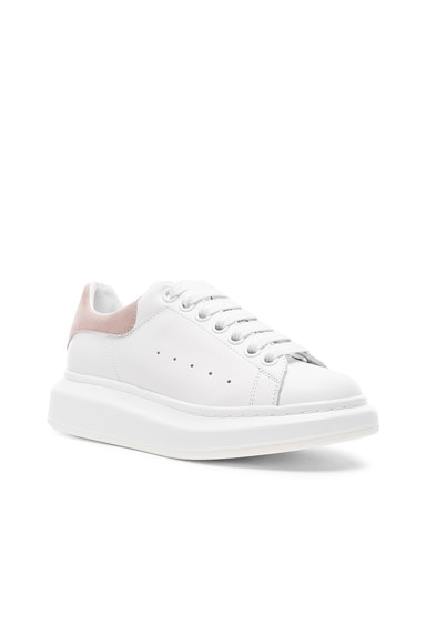 Platform Lace Up Sneakers