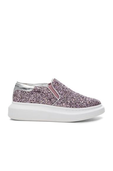 Platform Slide Sneakers