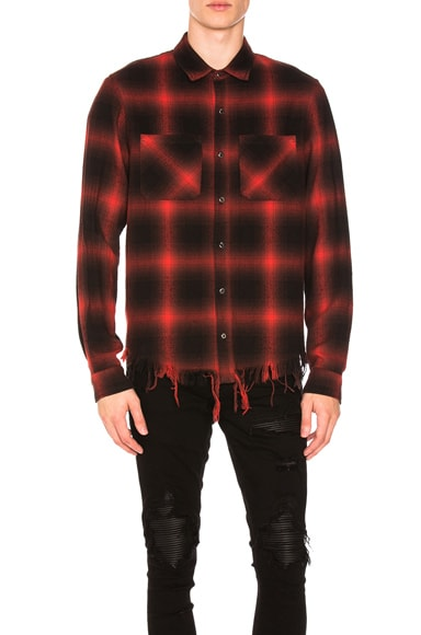 Highlight Plaid Flannel