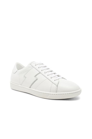 Viper Leather Low
