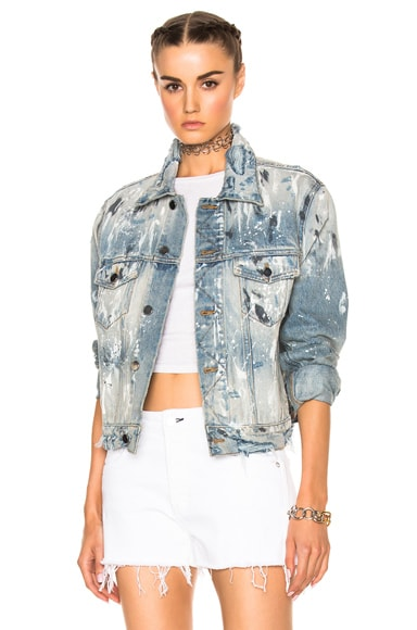 Painter Trucker Jacket