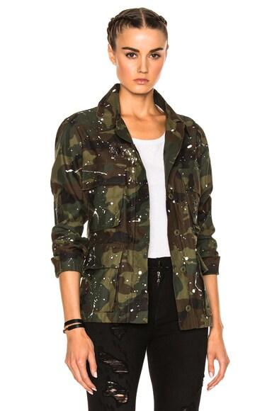 Crystal Field Jacket